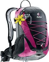 Рюкзак туристический Deuter Airlite 14 SL / 4420015 7505 (Black/Magenta) -