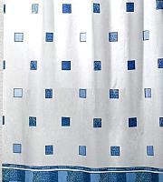 Шторка-занавеска для ванны Miranda Postaki Blue -