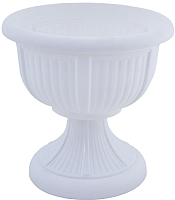 Вазон Алеана Леон 114002 (белый) -