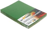 Обложки для переплета Starbind A4 кожа / CCLA4Gr230SB (100шт, зеленый) -