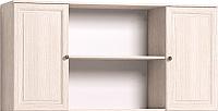 Шкаф навесной Глазов Montpellier 1 (дуб млечный) -