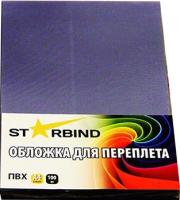 Обложки для переплета Starbind A4 0.20mm / CPA4Cl200 (100шт, прозрачный) -