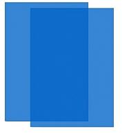 Обложки для переплета Starbind A4 0.20mm / CPA4Bu200 (100шт, голубой) -