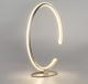 Прикроватная лампа Евросвет 80414/1 (сатин-никель) -