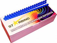 Пружины для переплета Starbind 18мм / BP18Bu (100шт, синий) -