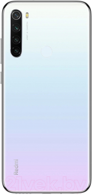 Смартфон Xiaomi Redmi Note 8T 3GB/32GB Moonlight White -