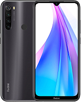 Смартфон Xiaomi Redmi Note 8T 4GB/64GB Moonshadow Grey -