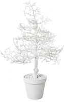 Искусственное растение Gasper 1119507-40 (белый) -