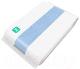 Полотенце Xiaomi Z Hand&Bath Towels / NJL4017RT-1 (70х140, синий) -