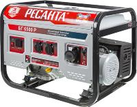 Бензиновый генератор Ресанта БГ 6500 Р (64/1/45) -
