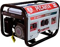 Бензиновый генератор Ресанта БГ-4000Р -