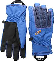 Перчатки лыжные Outdoor Research Riot / 2448851322 (XL) -
