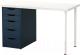Письменный стол Ikea Линнмон/Алекс 693.039.81 -
