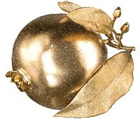 Статуэтка Gasper Гранат / 1018604-39 (золото) -