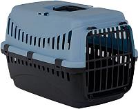 Переноска для животных MP Bergamo Gipsy Large ESP ECO / 10.42EBL16 (голубой) -