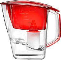 Фильтр питьевой воды БАРЬЕР Гранд Neo Гранат (+ 1 кассета Стандарт №4) -
