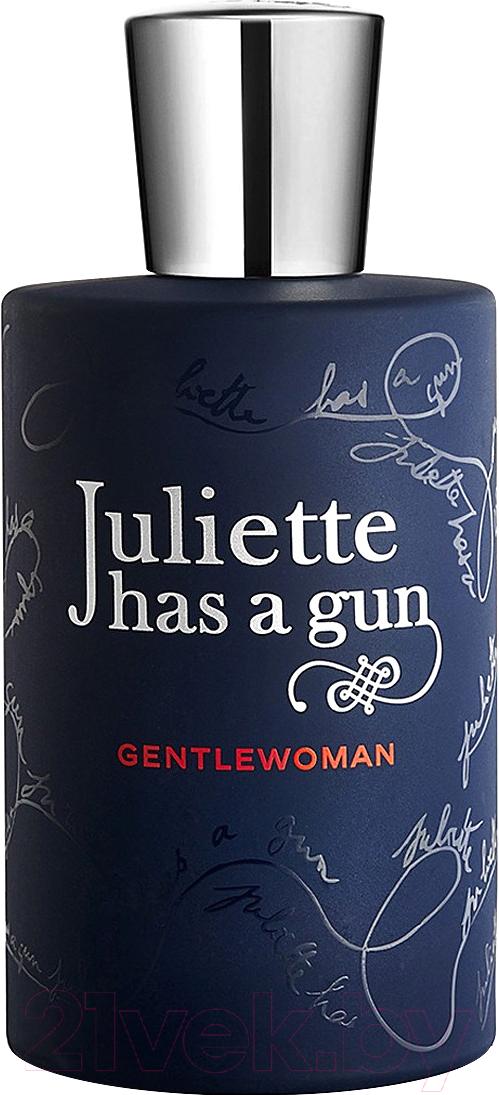 Купить Парфюмерная вода Juliette Has A Gun, Gentlewoman (50мл), Франция
