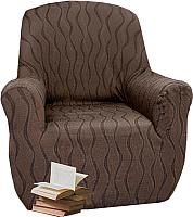 Чехол на кресло Belmarti Тоскана (марон) -