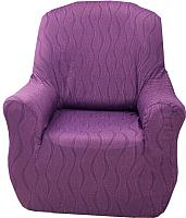 Чехол на кресло Belmarti Тоскана (малва) -