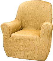Чехол на кресло Belmarti Тоскана (бежевый) -