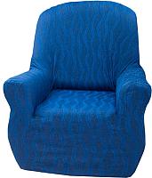 Чехол на кресло Belmarti Тоскана (азул) -
