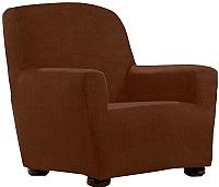 Чехол на кресло Belmarti Тейде (марон) -