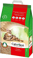 Наполнитель для туалета Cat's Best Original (20л) -