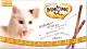 Лакомство для кошек Мнямс Лакомые палочки с цыпленком и уткой / 702563 -