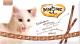 Лакомство для кошек Мнямс Лакомые палочки с индейкой и ягненком / 701146 -
