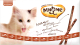 Лакомство для кошек Мнямс Лакомые палочки с говядиной и печенью / 701122 -