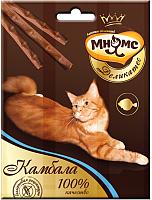 Лакомство для кошек Мнямс Лакомые палочки с камбалой / 703072 -