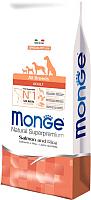 Корм для собак Monge Speciality All Breeds Adult Salmon&Rice (2.5кг) -