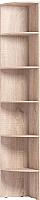 Угловое окончание для шкафа Глазов Регата 15 (дуб сонома) -