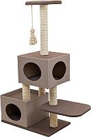 Комплекс для кошек Дарэлл Хайтек / 83734дб -