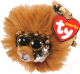 Мягкая игрушка TY Flippadles Лев Regal Teeny Tys / 42409 -
