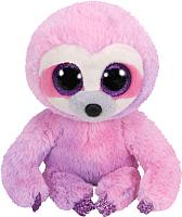 Мягкая игрушка TY Beanie Boo's Ленивец Dreamy / 36287 (розовый) -
