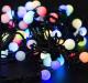 Светодиодная гирлянда Neon-Night Мультишарики 303-599 (10м, RGB) -