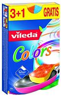 Набор губок для мытья посуды Vileda 90670 / 149470 -