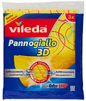 Комплект салфеток хозяйственных Vileda 90672 / 151695 -