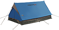 Палатка High Peak Minipack / 10155 (синий/серый) -