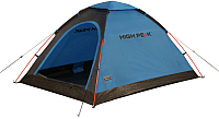 Палатка High Peak Monodome PU / 10159 (синий/серый) -