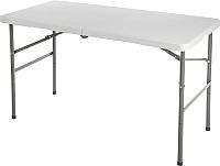Стол складной Sundays SN-CT101 (белый/серый) -