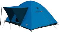 Палатка High Peak Texel 3 / 10175 (синий/серый) -