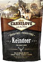 Корм для собак Carnilove Adult Reindeer / 150827 (1.5кг) -