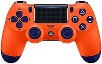 Геймпад Sony Dualshock 4 / PS719918264 (оранжевый) -