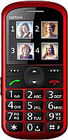 Мобильный телефон MyPhone Halo 2 (красный) -