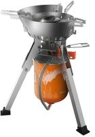 Горелка газовая туристическая Fire-Maple Family New FMS-108N -