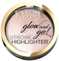 Хайлайтер Eveline Cosmetics Glow and go! 01 Champagne (8.5г) -