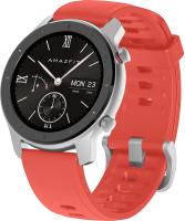 Умные часы Amazfit GTR 42.6mm / A1910 (кораллово-красный) -