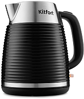 Электрочайник Kitfort KT-695-1 (черный) -